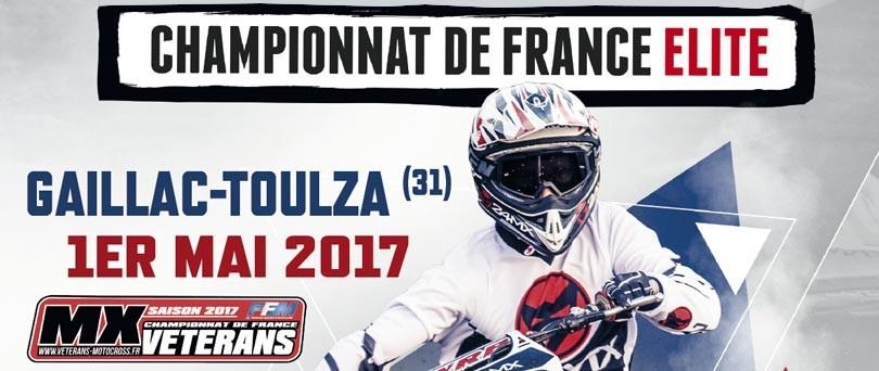 Championnat de France Elite 2017 - 1er Mai à Gaillac Toulza