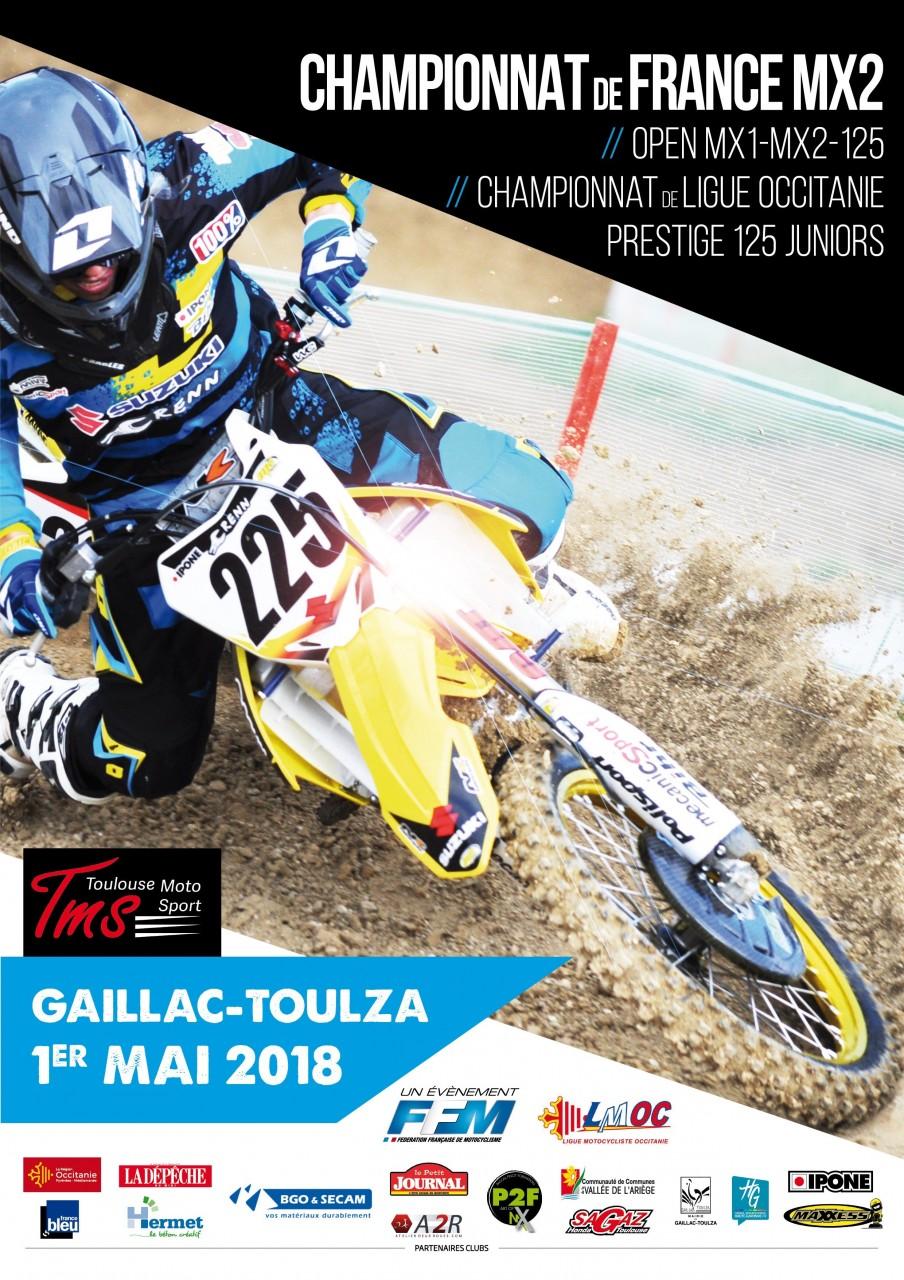 1er mai 2018 à Gaillac-Toulza - Championnats et Open National